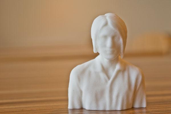 3Dプリントモデル田村彰浩
