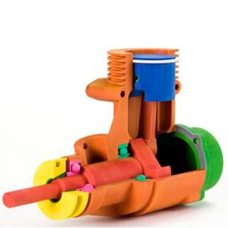 3Dプリントモデル