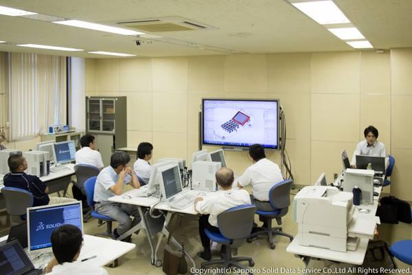 hokkaido_kyouikucho_solidworks_lecture_01